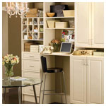Antique White Office