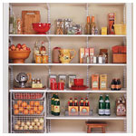 Shelf Track Pantry