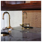 Antique Backsplash