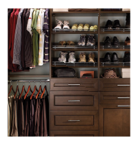 Closets and Shelving