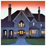 Architectural Entranceways Arched, Springline - Full Panel Style 262, Custom Sidelights & Transoms, Oak Wood