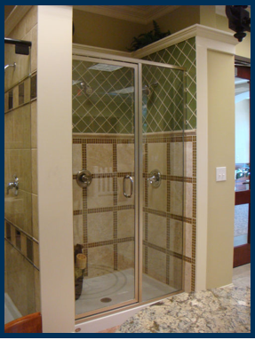 Tempered Shower Glass