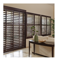 Blinds, Shades, and Shutters