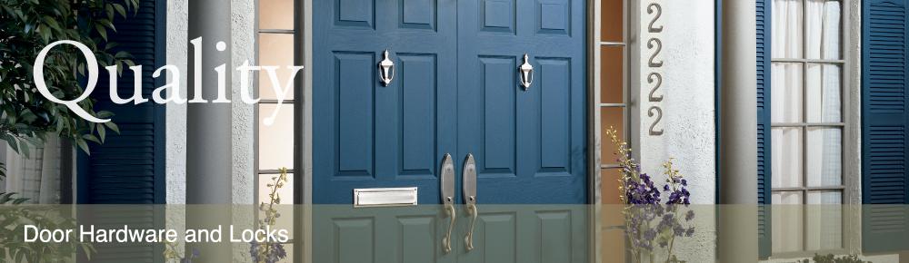 Door Hardware and Locks