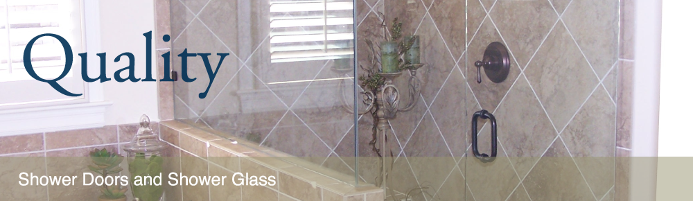 Shower Doors and Shower Glass