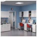 White Medical Station
