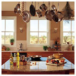 400 Series Tilt-Wash Double Hung with Specified Equal Light 2 Wide -2 High
