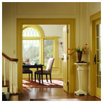 A Series Double Hung- Arch Transom