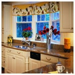 E-Series Double Hung Window with Divided Light