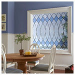 Hylite Decorative Glass - Euro Blue