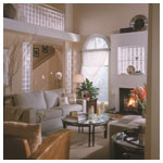Hylite Window and Wall in Living Room