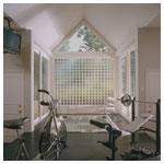Hylite Window in Home Gym